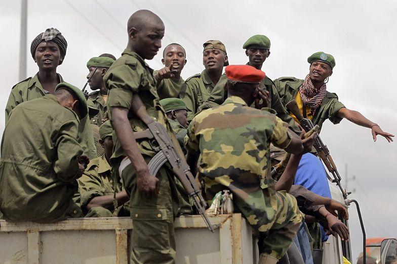Zamachy, strzelanina i zakładnicy w stolicy Konga