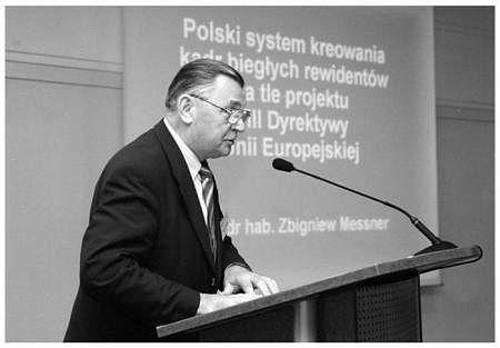 Nie żyje Zbigniew Messner - premier w PRL