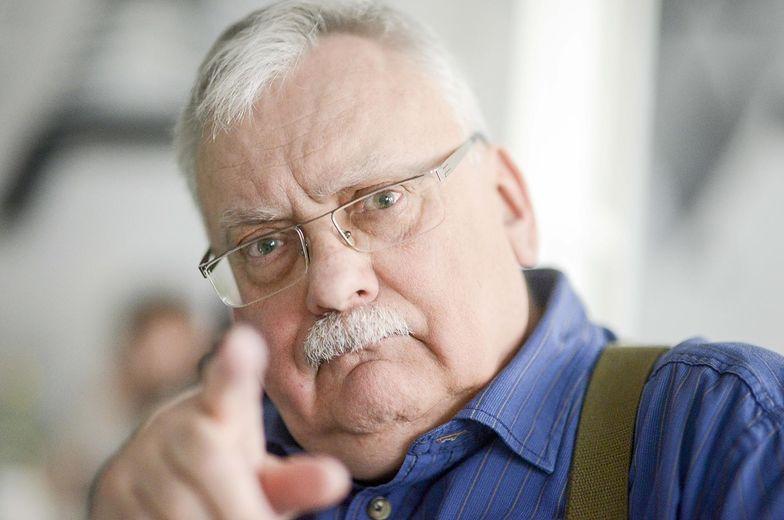 Andrzej Sapkowski postanowił upomnieć się o swoje.