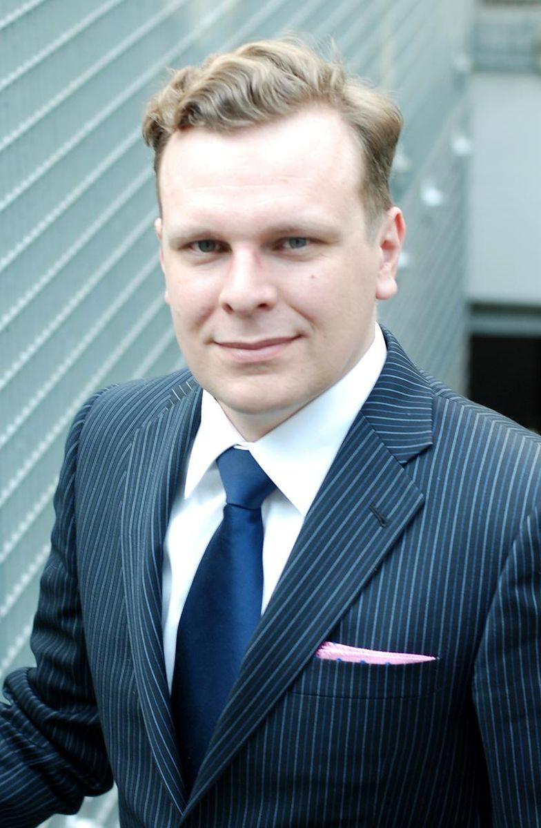 Dariusz Pietrzak, pełnomocnik zarządu PLL LOT