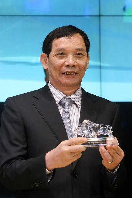 Qiulin Xie, prezes Peixin