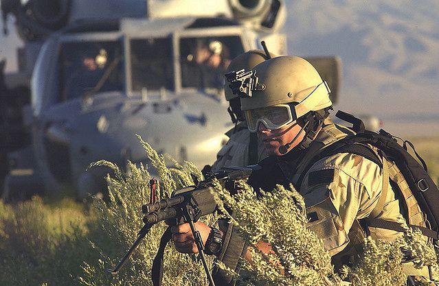 Wojna w Iraku. USA wzmacnia ochronę ambasady w Bagdadzie