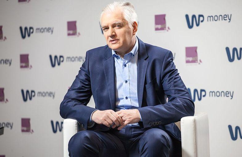 """Danina solidarnościowa. Minister Gowin jest na """"tak"""""""