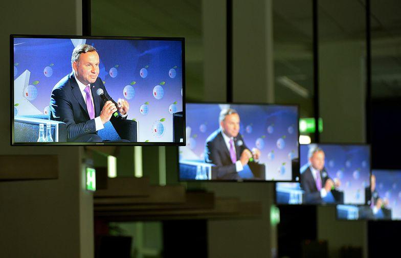 Zdaniem Andrzeja Dudy, jeśli UE podzieli się na kraje lepsze i gorsze - straci na swojej atrakcyjności