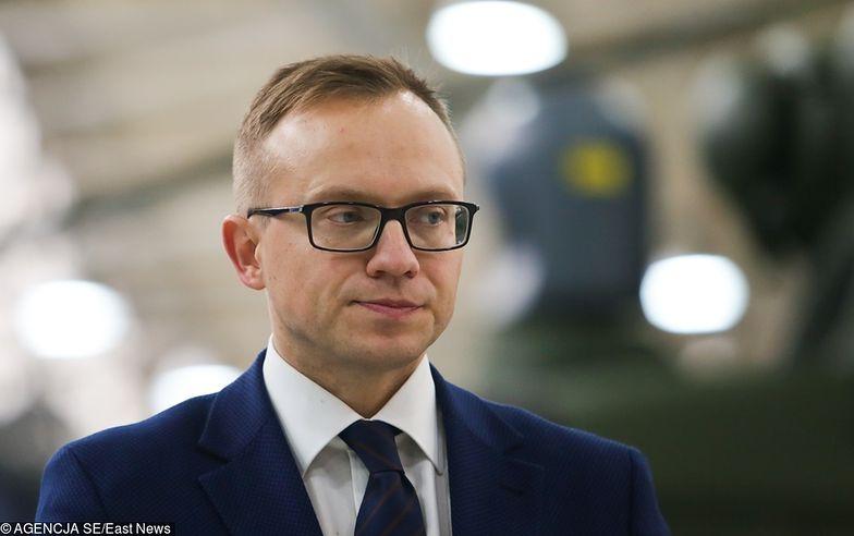 """Artur Soboń, poseł PiS, który jest zwolennikiem """"bykowego"""""""