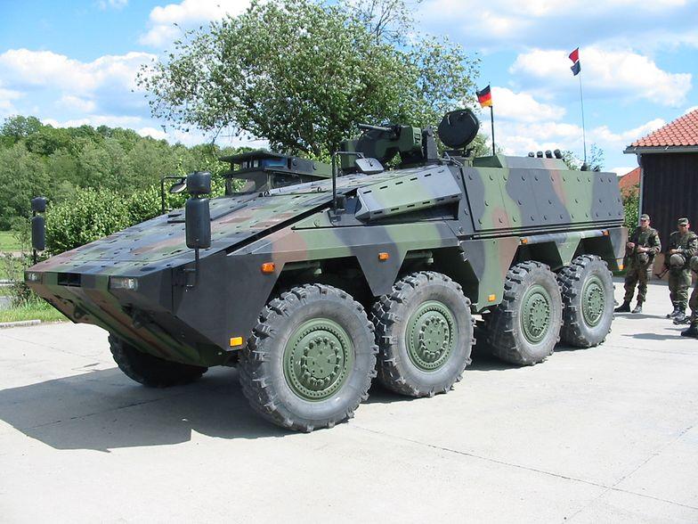 Przemysł zbrojeniowy w Niemczech. Dobra passa eksporterów - padł rekord