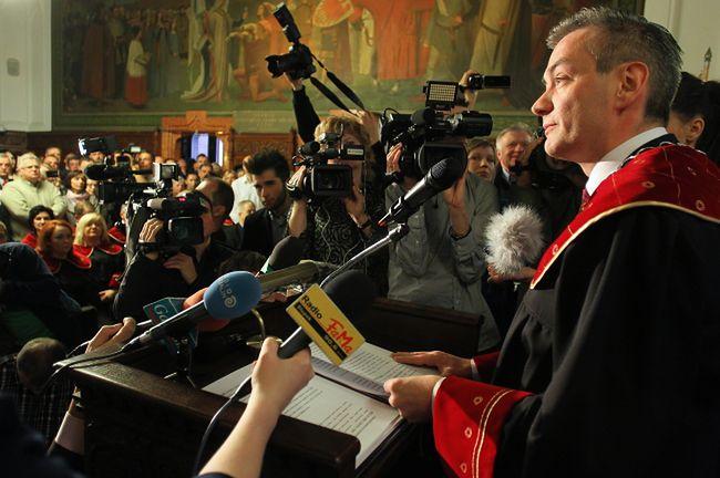 Robert Biedroń zaprzysiężony na prezydenta Słupska