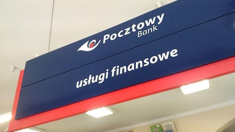 Bank Pocztowy świadczy usługi finansowe w urzędach pocztowych w całym kraju