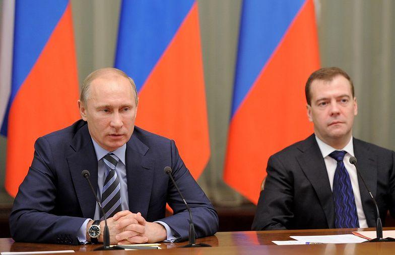 To kolejna odsłona konfliktu pomiędzy Rosją a Ukrainą