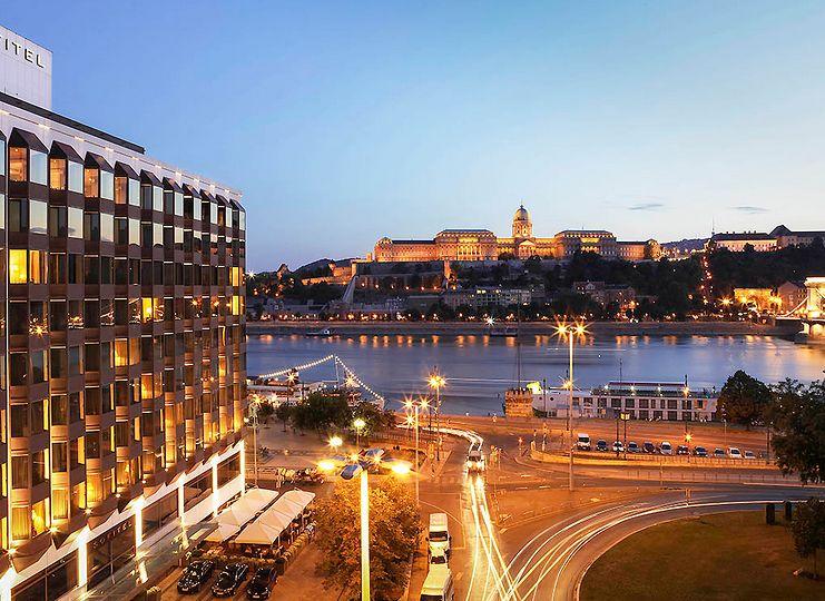 Orbis kupił kolejny hotel w Budapeszcie. 44 mln euro za pięciogwiazdkowy Sofitel