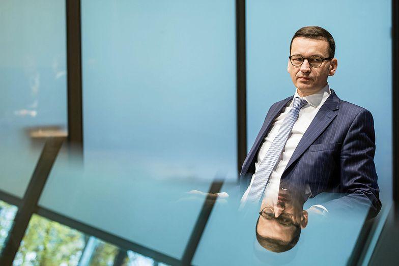 Proporcja polskiego biznesu na Światowym Forum Ekonomicznym z pewnością będzie się zmieniać - uważa premier.