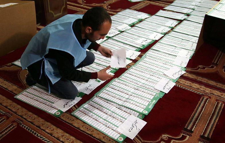Wybory w Afganistanie. Były oszustwa?