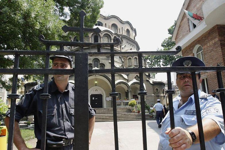 Protest w Bułgarii. Oddziały policji bronią parlamentu
