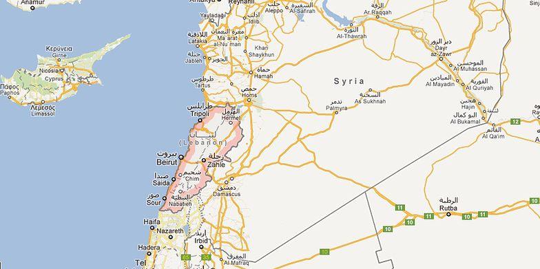 Syria niespokojna. Siły rządowe ostrzelały miasto przy granicy z Turcją