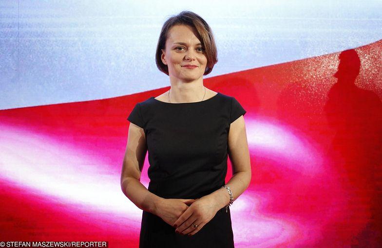 Krakowianka i harcerka. Jadwiga Emilewicz będzie kierować ministerstwem Przedsiębiorczości i Technologii