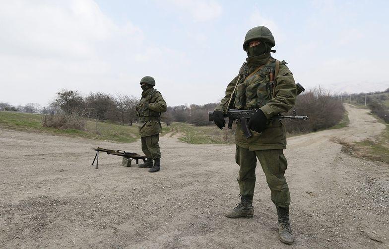 Ukraiński samolot ostrzelany podczas lotu nad Krymem