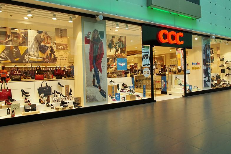 CCC jest największym polskim producentem obuwia.