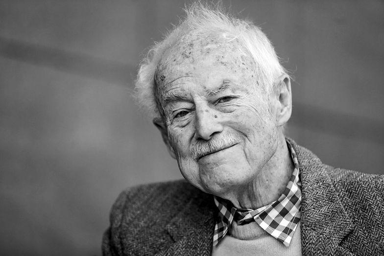 Charles E. Merrill - wielki filantrop i skromny człowiek - zmarł w Nowym Sączu w wieku 97 lat.