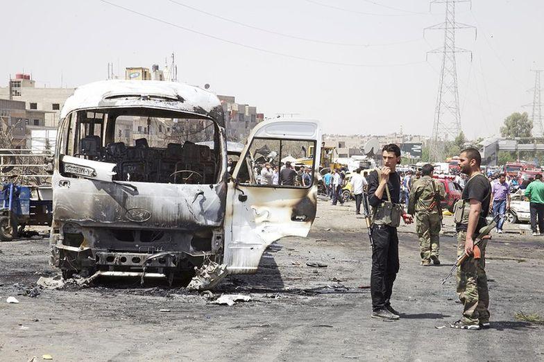 Walki w Syrii. Partyzanci stracili ważny punkt