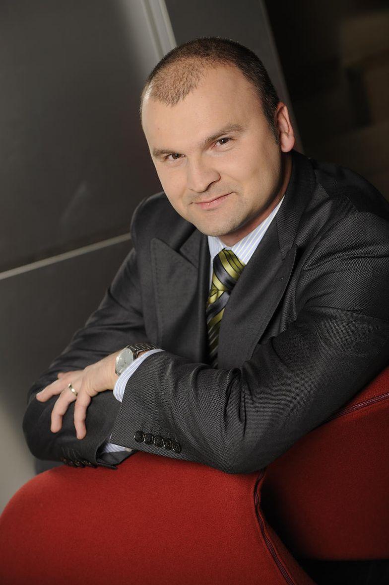 Rafał Brzoska, prezes Grupy Integer.pl