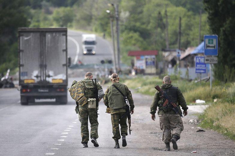 Wojna na Ukrainie. OBWE nie wie, czy jej obserwatorzy zostali porwani