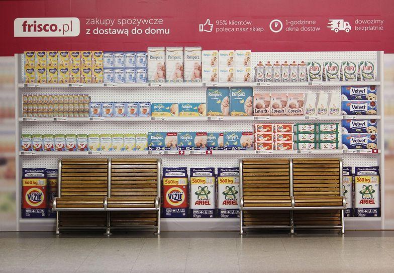 Internetowe supermarkety tańsze niż hipermarkety?