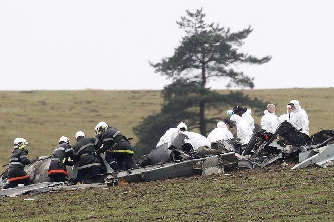 Francja: Odnaleźli ciała ofiar katastrofy