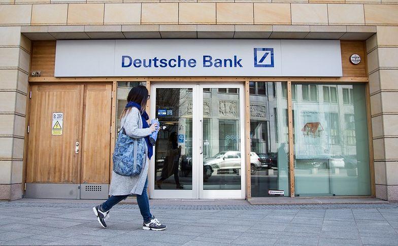 Deutsche Bank ściśle współpracował z Danske Bankiem. Teraz może mieć przez to kłopoty