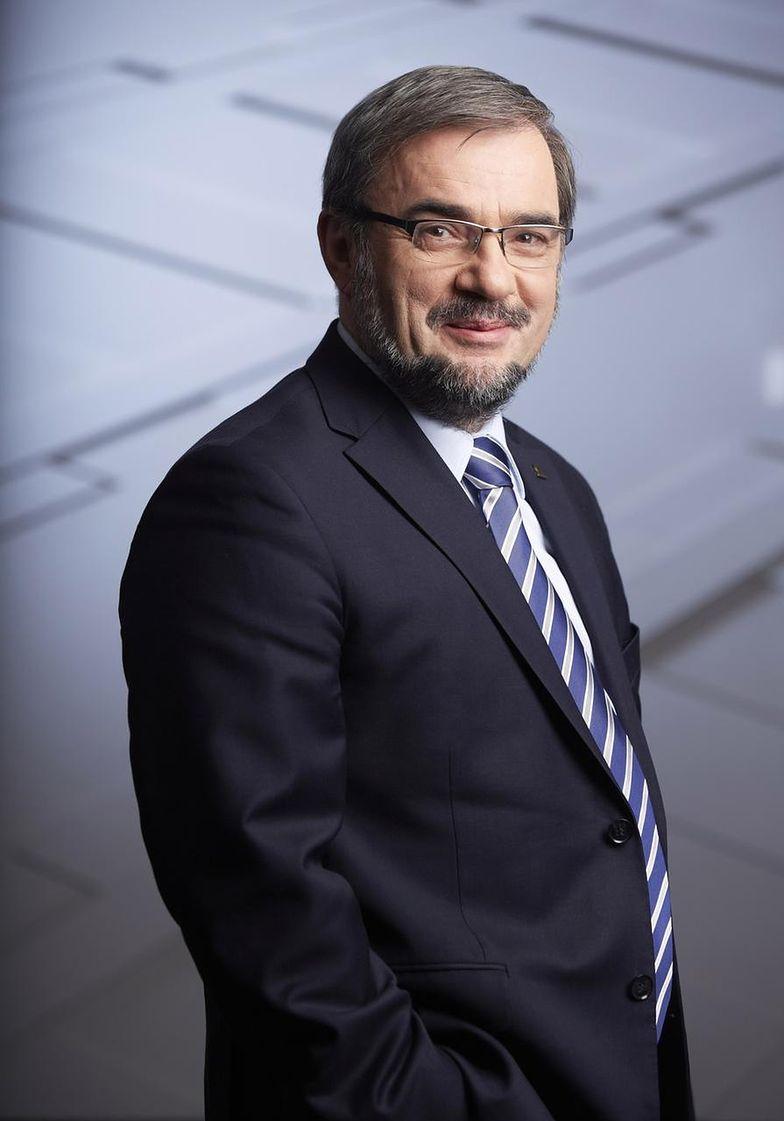 Wiesław Nowak, prezes ZUE