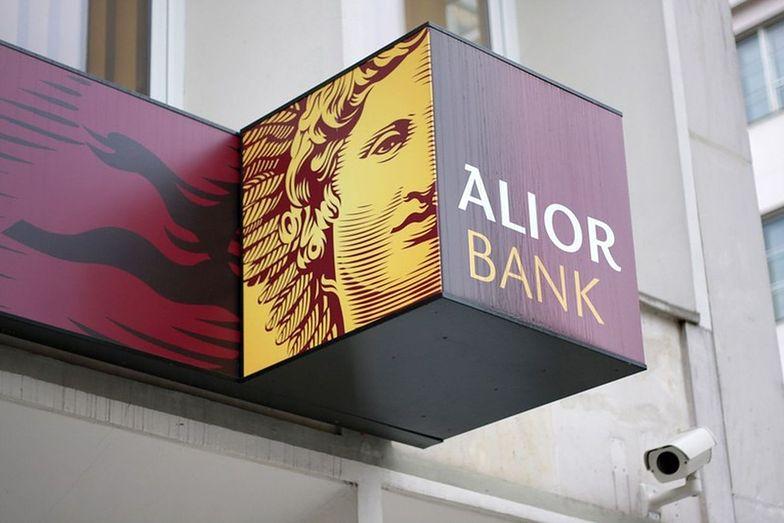 Rozczarowujące wyniki Aliora. Bank zarobił...
