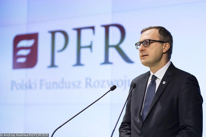 Paweł Borys, prezes PFR