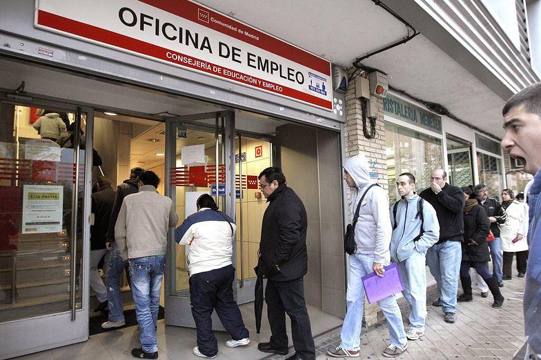 Hiszpania zwalcza bezrobocie