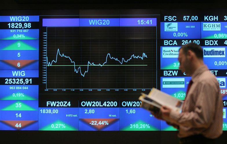 Zysk netto spółek z WIG20 w 2011 roku w górę o ponad 40 procent