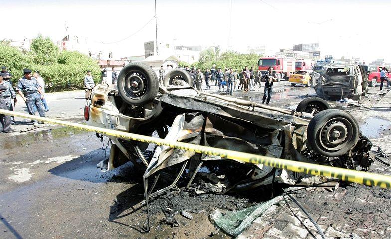 Zamach w Basrze 13 października