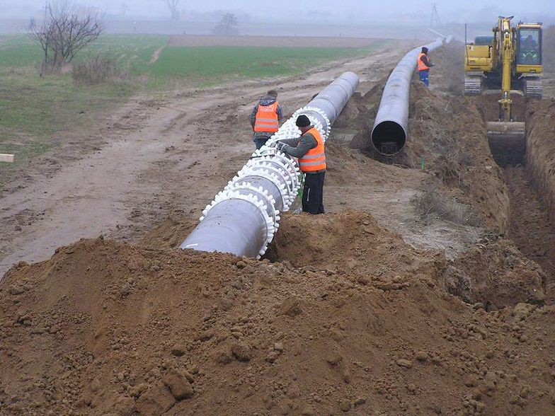 Połączenie gazowe Polska-Litwa i nowe gazociągi