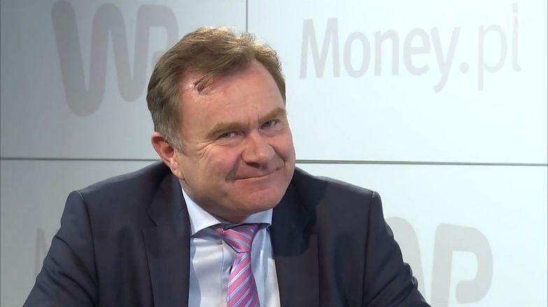 Krzysztof Pawiński, prezes Grupy Maspex Wadowice