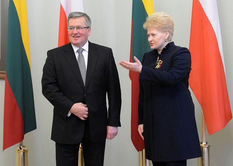 Litwin mówi o przełamaniu lodów w stosunkach z Polską