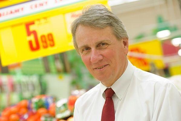 Marek Szeib, prezes zarządu Auchan Polska