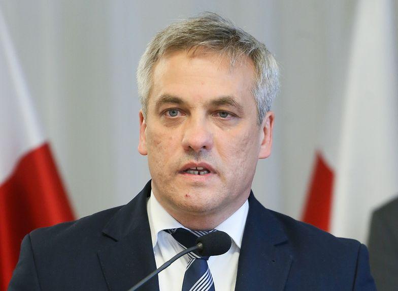 Minister Szmit: przebieg planowanej Via Carpatia będzie przeanalizowany