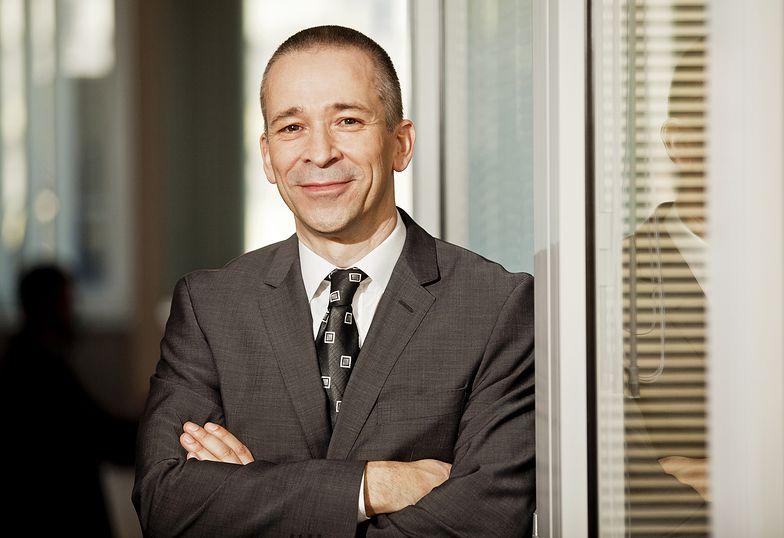 Richard Gaskin, prezes Banku BPH