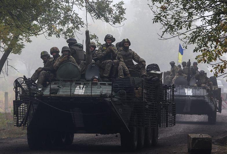 Wojna na Ukrainie. Kolejne starcia i ofiary mimo rozejmu