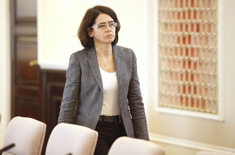 Anna Streżyńska straciła stanowisko po rekonstrukcji rządu