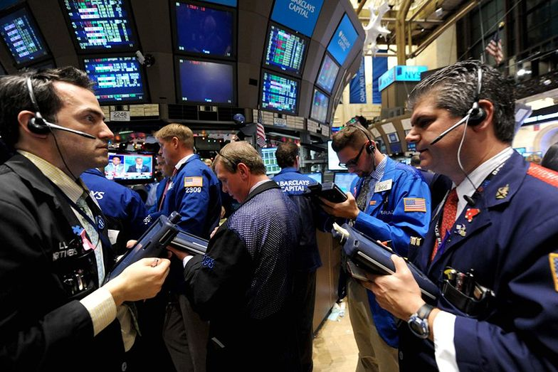 Banki w USA podają wyniki. Goldman Sachs w dół o ponad 2 proc.