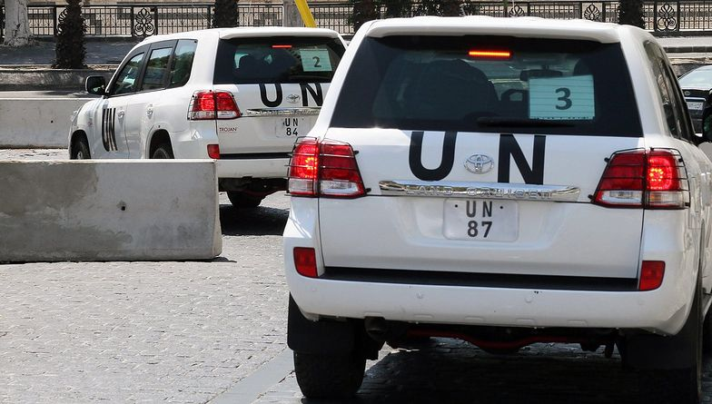 Gorące debaty w sprawie Syrii. Negocjacje trwają