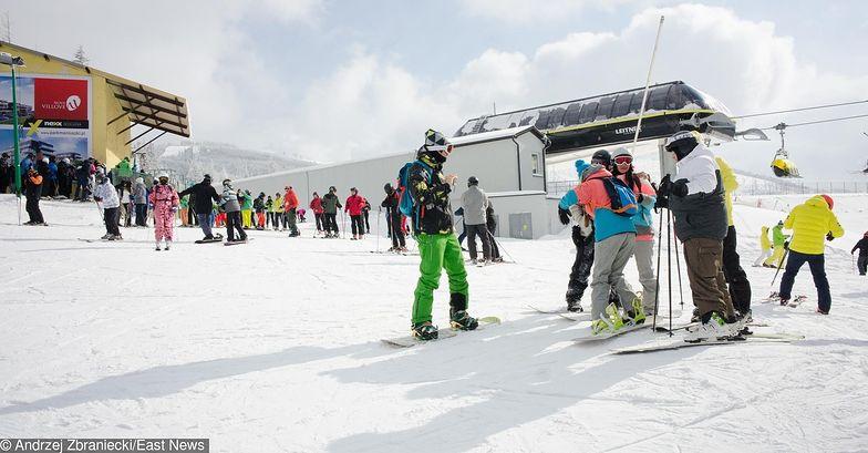 Szczyrk to obecnie największy ośrodek narciarski w Polsce. Trasy dla narciarzy liczą 40 km.