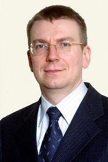 Edgars Rinkeviczs