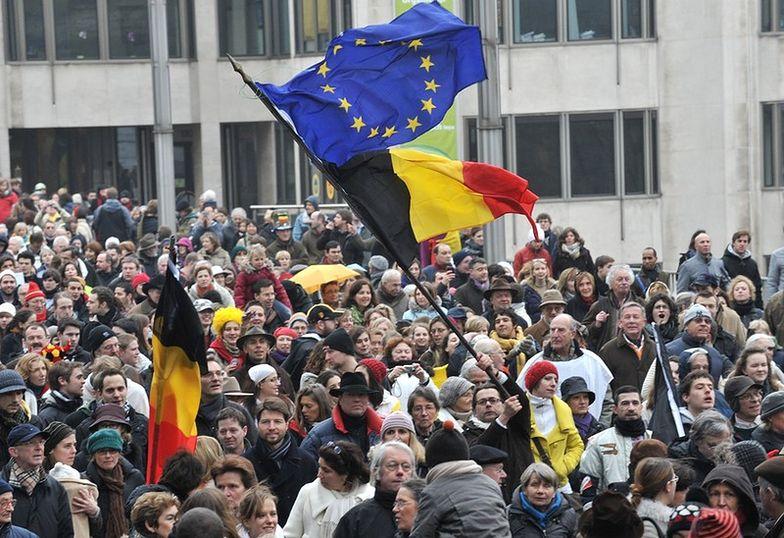 Protesty w Belgii. Zaskarżą rządowe oszczędności do Trybunału