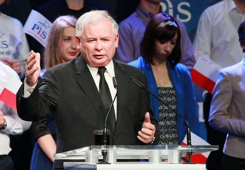 Kaczyński: Polska cierpi na brak wolności