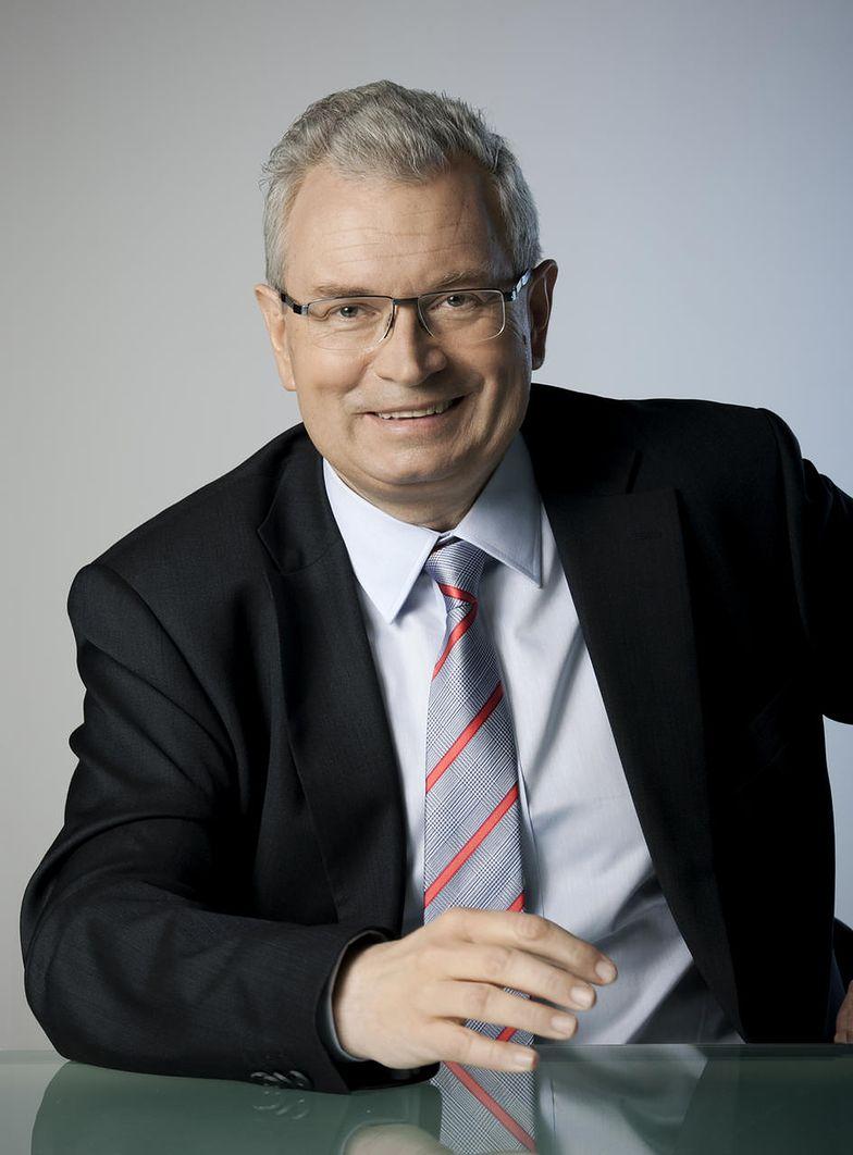 Jarosław Szanajca, prezes Dom Development
