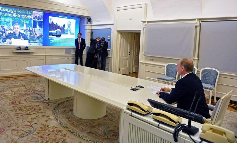 Zachód kontra Rosja w sprawie Ukrainy